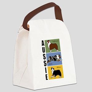 AussieTall Canvas Lunch Bag