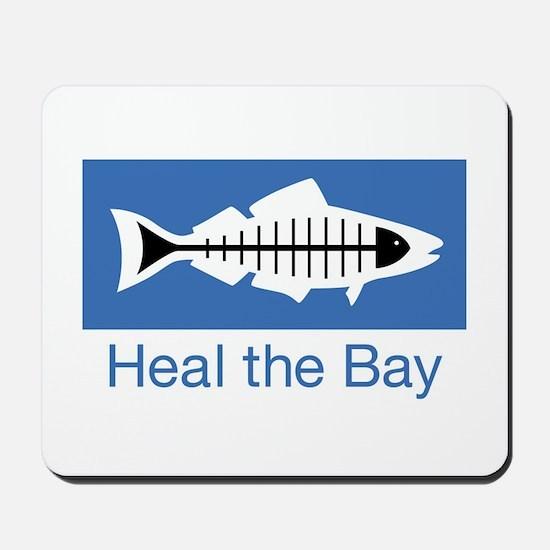 Heal the Bay Mousepad