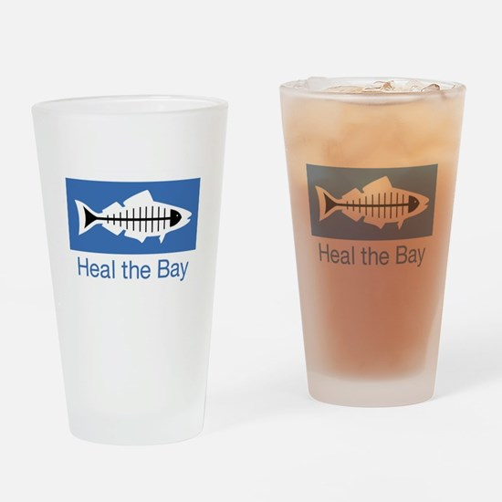 Heal the Bay Drinking Glass