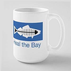 Heal the Bay Large Mug