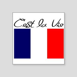 FRENCH Sticker