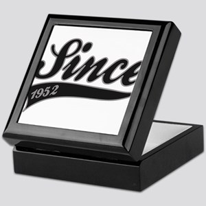 Since 1952 - Birthday Keepsake Box