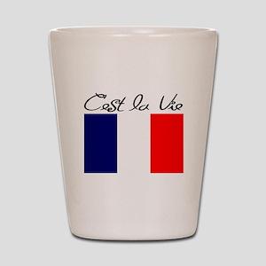 FRENCH Shot Glass