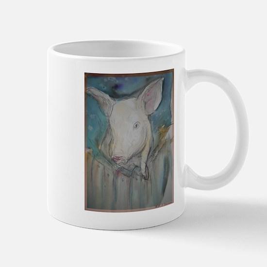 Piglet, animal art! Mug