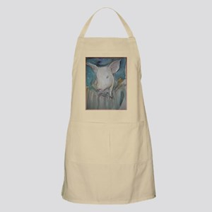 Piglet, animal art! Apron