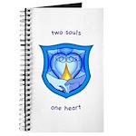 2 Souls 1 Heart Journal