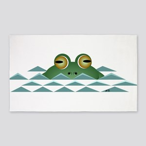 Bunch O' Bullfrog Area Rug