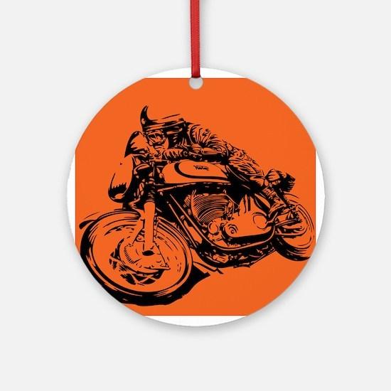 CAFE RACER NORTON Ornament (Round)