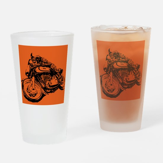 CAFE RACER NORTON Drinking Glass