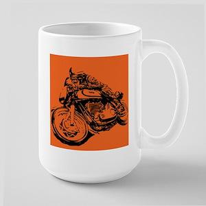 CAFE RACER NORTON Large Mug