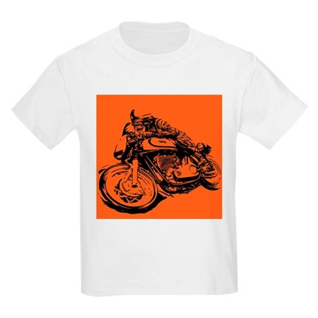 CAFE RACER NORTON Kids Light T-Shirt
