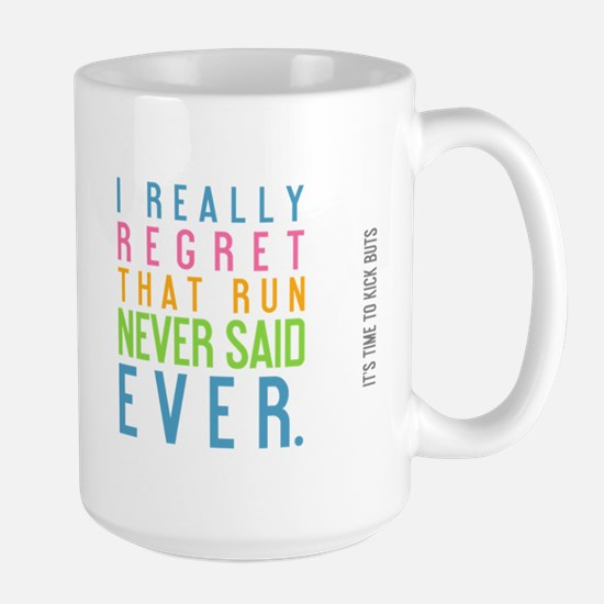 Mug I Really Regret That Run Mugs