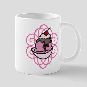 Ice Cream Sundae Mug