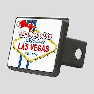 Welcome to Las Vegas Christmas Rectangular Hitch C
