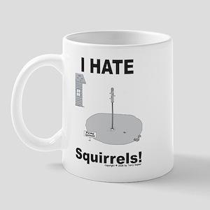Squirrel Quicksand Mug
