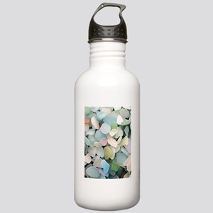 Sea glass Stainless Water Bottle 1.0L