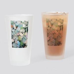Sea glass Drinking Glass