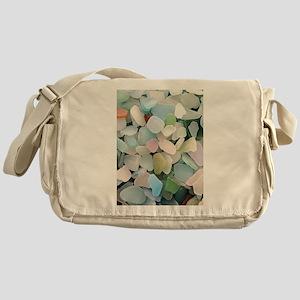 Sea glass Messenger Bag