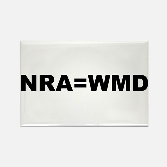 NRA = WMD Rectangle Magnet