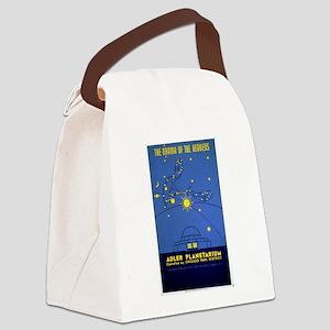 Adler Planetarium Chicago IL Canvas Lunch Bag