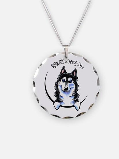 Siberian Husky IAAM Necklace
