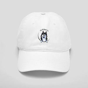 Siberian Husky IAAM Cap