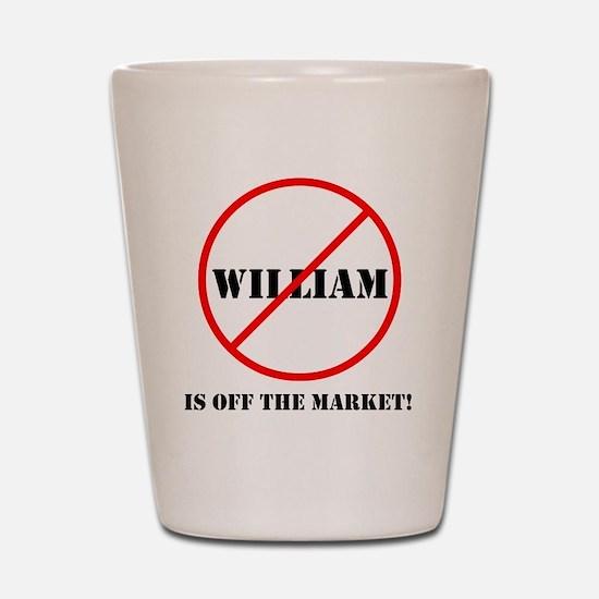 Off the market 2 Shot Glass
