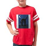 FIN-scaredy-cat Youth Football Shirt