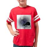 FIN-cat-moon-stars-1 Youth Football Shirt
