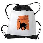 happy-halloween Drawstring Bag