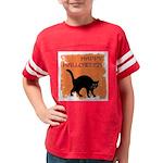 happy-halloween Youth Football Shirt