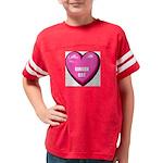 ginger-cat-FIN Youth Football Shirt
