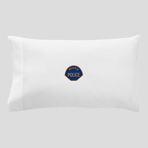 Perris Police Pillow Case