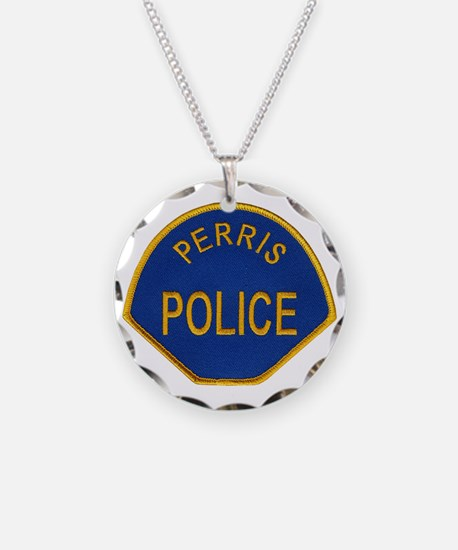Perris Police Necklace