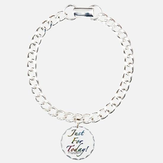 Cool Sobriety Charm Bracelet, One Charm