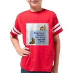 cats-support-staff Youth Football Shirt