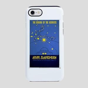 Adler Planetarium Chicago IL iPhone 7 Tough Case