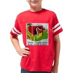 Horse People Stable Homes Youth Football Shirt