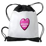 appaloosa-horse-FIN Drawstring Bag