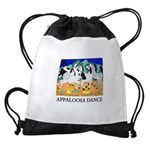 Appaloosa-Dance Drawstring Bag
