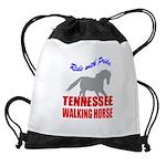 rwp-tennessee-walking-horse Drawstring Bag