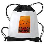 canada-geese-CROP-text.png Drawstring Bag