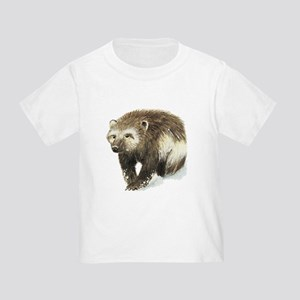 Wolverine (Front only) Toddler T-Shirt