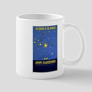 Adler Planetarium Chicago IL Mugs