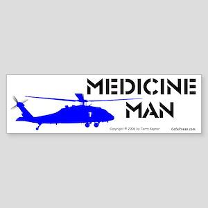 Medicine Man: HH60 Bumper Sticker