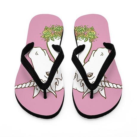 unicorn3 Flip Flops
