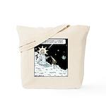 Earth comedy Tote Bag