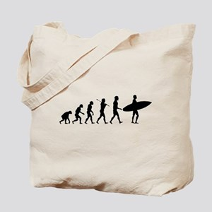 Surf Evolve Tote Bag