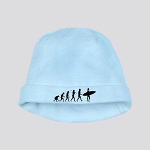 Surf Evolve baby hat