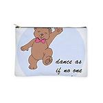 Dancing Teddy Bear Makeup Pouch